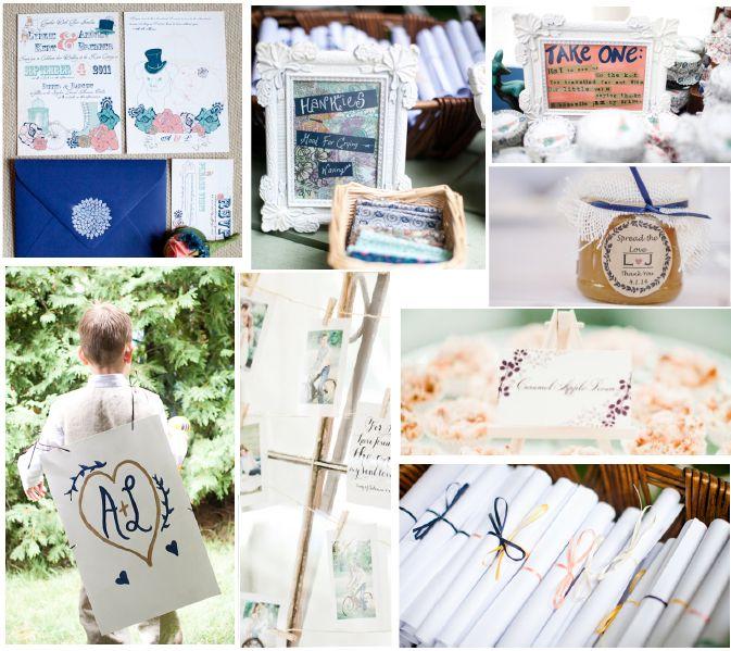 personaliza tu boda con gráfica y logo