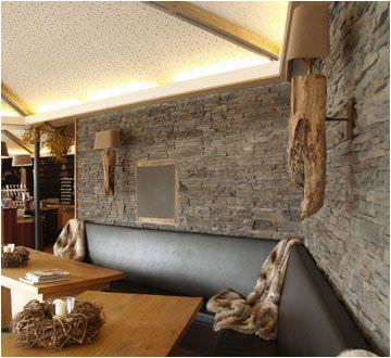 Las 25 mejores ideas sobre fachaleta de piedra en - Imitacion piedra para paredes interiores ...