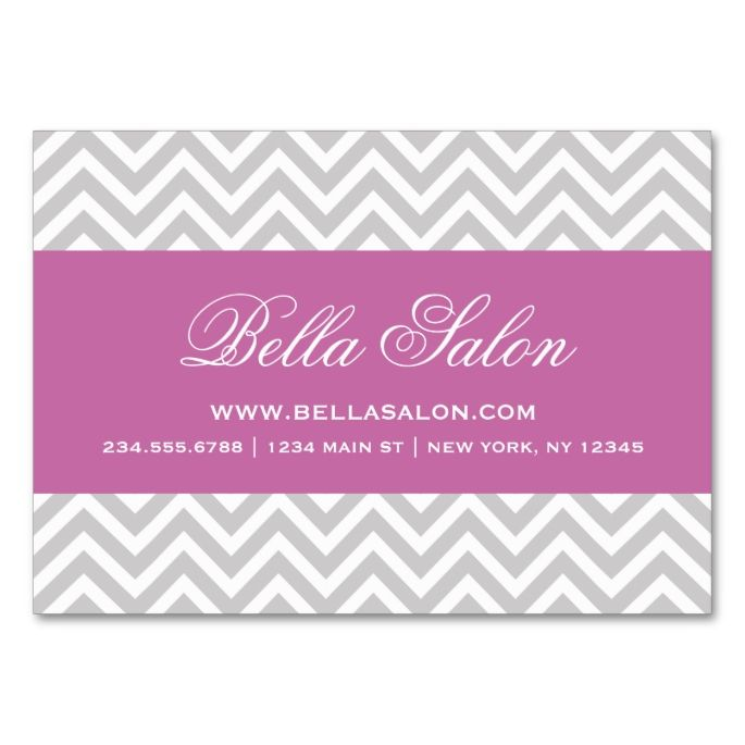 1653 best images about Chevron Zigzag Business Cards on Pinterest