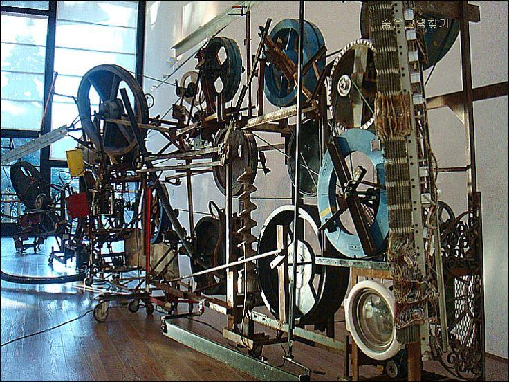 정크 아트(Junk Art)/무용지물 폐품이 예술이란 아름다움으로~ : 네이버 블로그