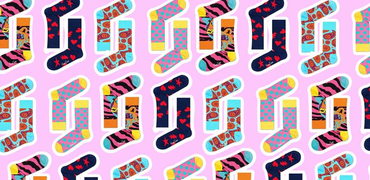 Happy Socks - najlepsze skarpety