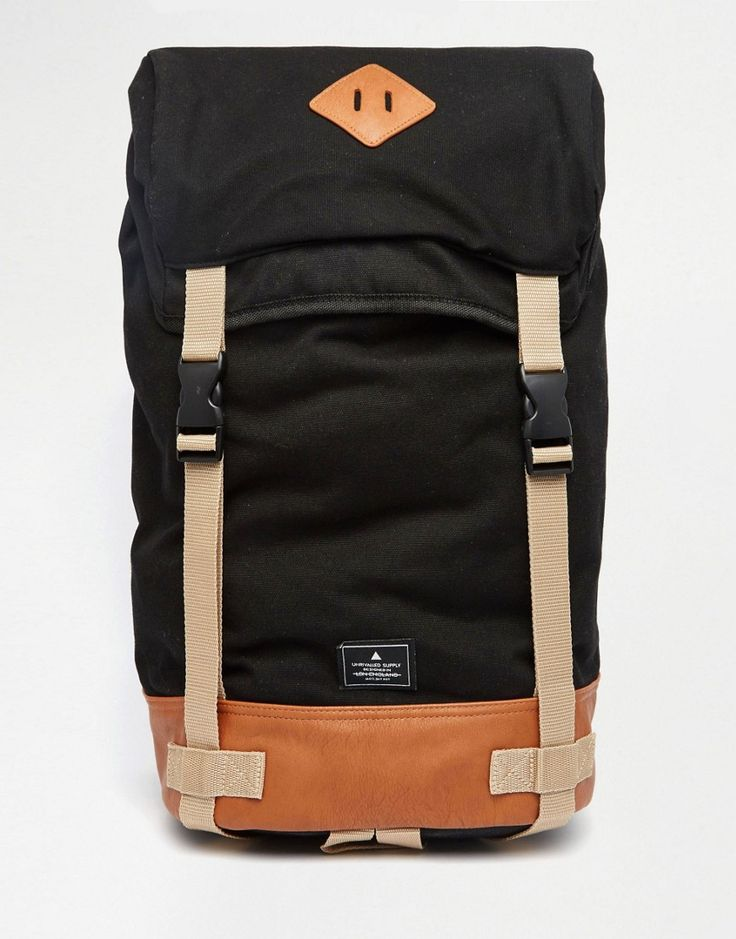 ASOS+Backpack+With+Contrast+Trims