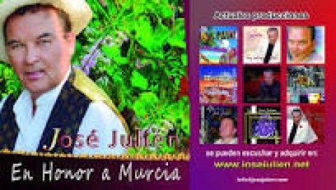 Autografo   en honor a Murcia