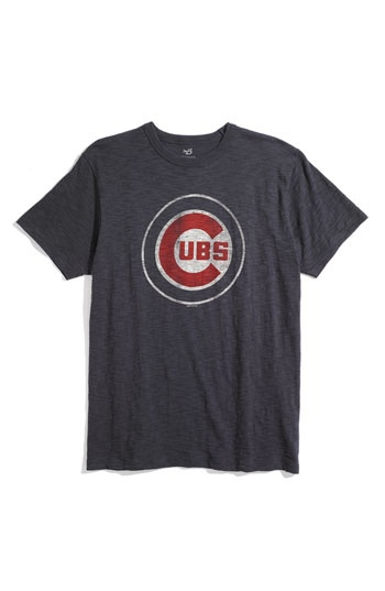 Banner 47 'Chicago Cubs' Regular Fit Crewneck T-Shirt (Men)