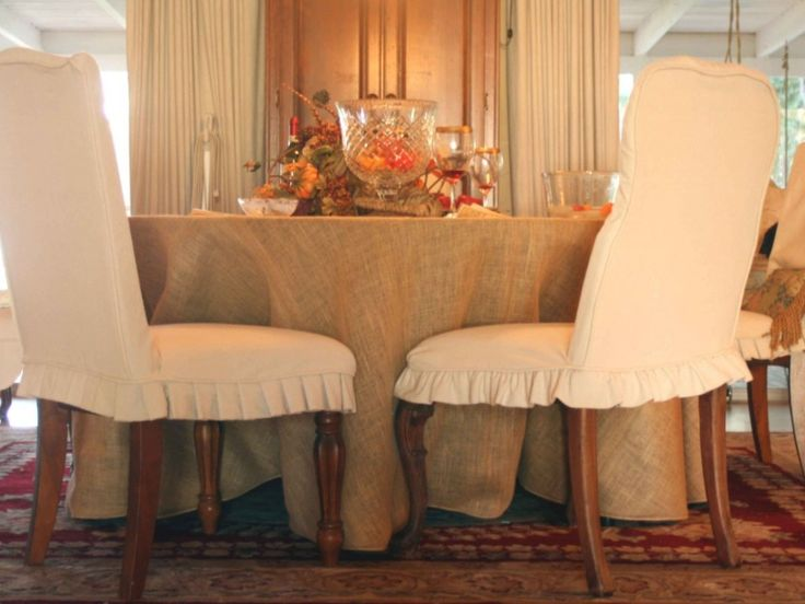 Sears Dining Room Chair Slipcovers