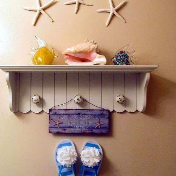 Small Bathroom Ideas Beach Theme: 45 Best Images About Beach Themed Bathroom On Pinterest