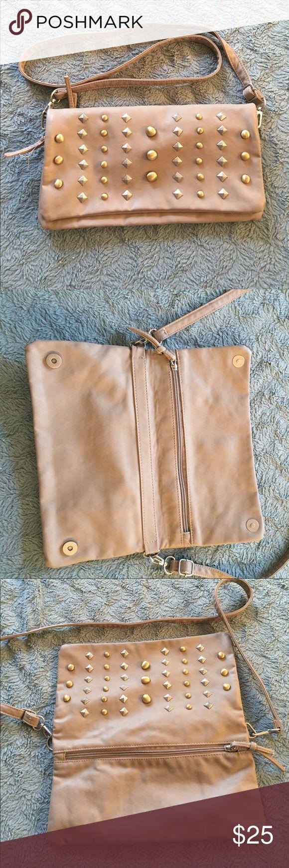 Gorgeous studded clutch purse Gorgeous studded clutch purse Bags Clutches & Wristlets