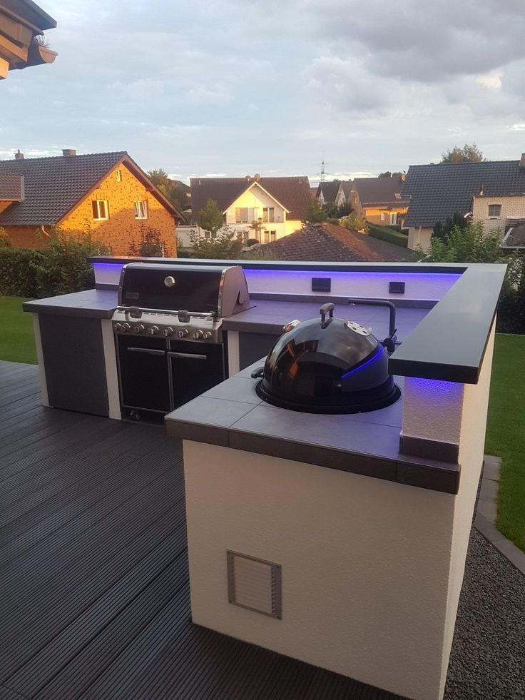 45+ Beste Outdoor-Küchenideen (Schaffen Sie ein perfektes Ambiente.) – Johanna Pilbäck
