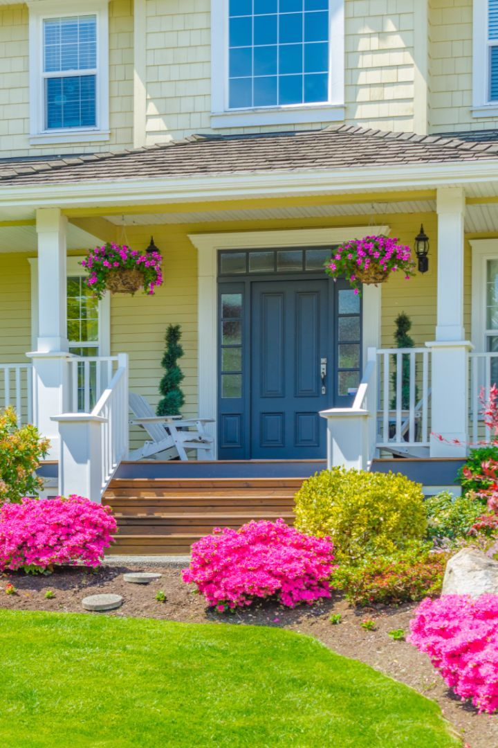 17 Best Images About Curb Appeal On Pinterest Shrubs