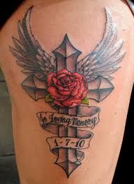 Image result for remembrance tattoos for sister