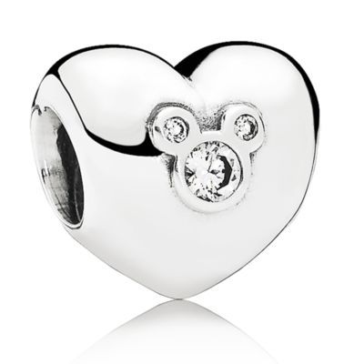 Mickey Mouse ''Heart of Mickey'' Charm by PANDORA