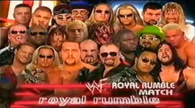 WWE Rewind: Royal Rumble 2000