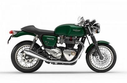 triumph Thruxton 1200 especial