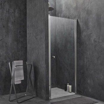 Porte de douche pivotante, Flexa | Leroy Merlin