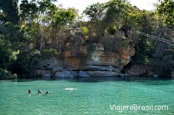 Lagoa Pratinha
