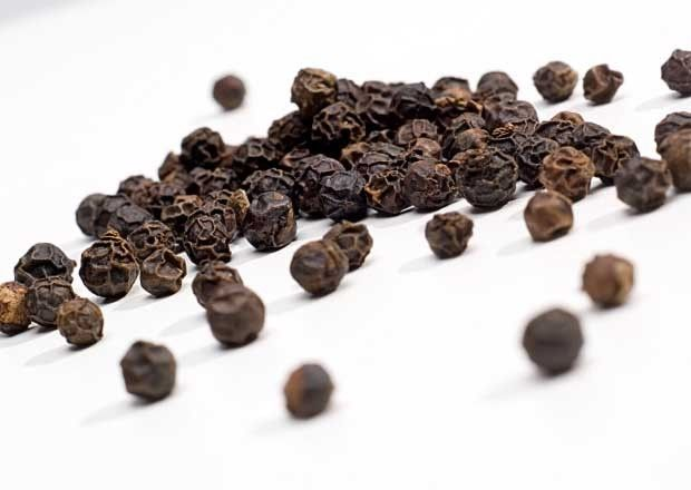 Black Pepper:  The sharp flavor and healing prowess come from piperine and other volatile oils in the pepper. It's the piperine that zaps the taste buds, o...