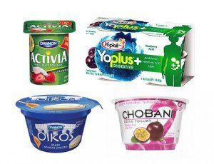 probiotics yogurt brands