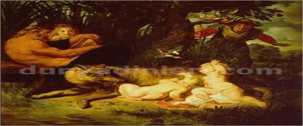 Roma Mıtolojisinde Tanrı ve Tanrıçaların Görevleri