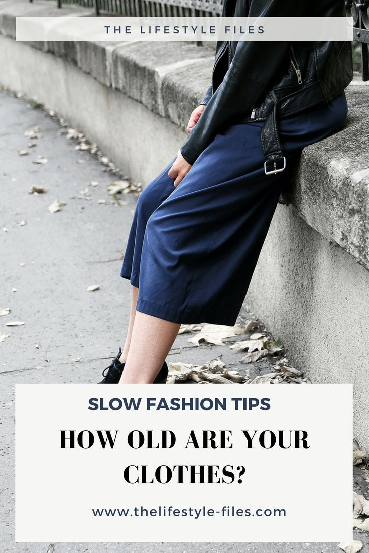 Slow fashion tips: how to extend the life of your clothes