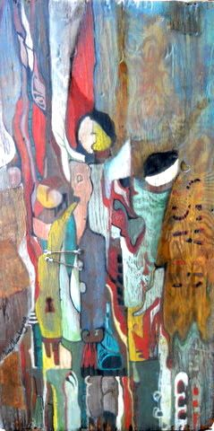 madera intervenida