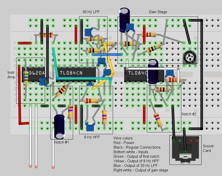 17 best ideas about circuit diagram electrical eeg amplifier circuit diagram google search