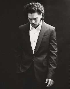 Kit Harrington in a great suit... he looks great without the suit, too. .....love him