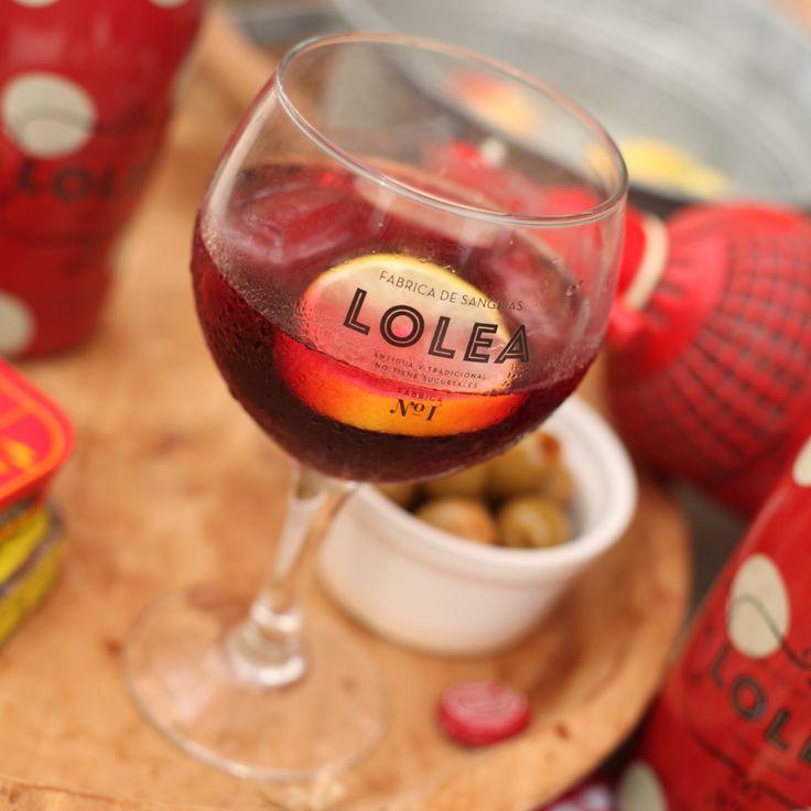 Met deze dranken van Lolea is het feest direct begonnen en kun je ook verschillende soorten cocktails maken! Is het al zomer? #Sangria #Summervibes