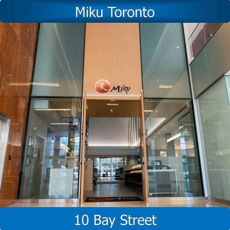 A popular sushi destination in Canada's West Coast has just opened shop in the #6ix . Miku Restaurant serves some of the best sushi in Toronto (if price isn't an issue). From Kaisen Soba Peperoncino to Premium Nigiri Miku will definitely become your favourite sushi place.  Located at 10 Bay Street (Bay Street between Harbour Street and Queens Quay West @ the RBC Waterpark Place)  @aburirestaurants #toronto #torontolife #tasteofTO #torontofood #waterfront #waterfrontTO #sushi #lakeshore #miku…