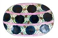 Ceramic dish by Birger Kaipiainen