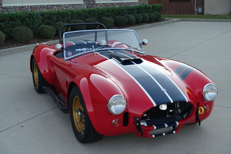 Bid for the chance to own a 1965 Shelby Cobra CSX6000 at auction with Bring a Trailer, the home of the best vintage and classic cars online. Lot #8,207.