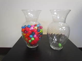 The jar with one ball represents the time kids spend at church. The jar with 167 balls represents the time kids are with their parents. You can see who has the most influence in a child's life.