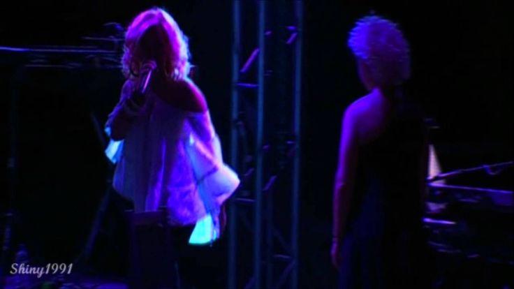 Ζουγανέλη & Μποφίλιου - Εγώ μιλάω για δύναμη (Live)