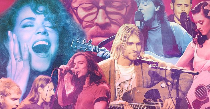Nirvana Lauryn Hill and Faxes From Don Henley: Behind the Scenes at the Original MTV Unplugged