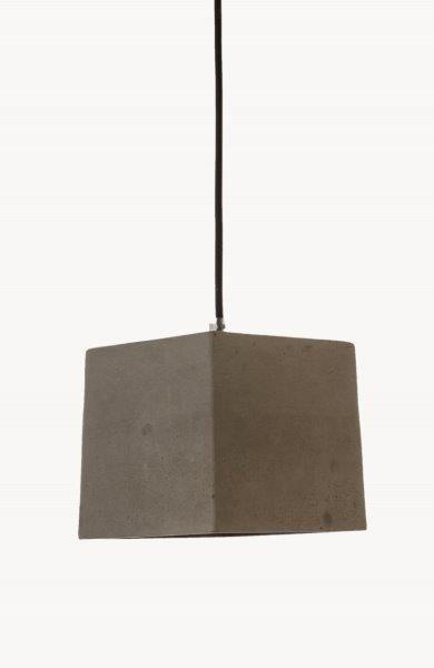 square concrete pendant light  #concrete #pendant #light #square
