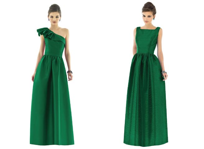 Emerald Green: 2013 Color Of The Year - The Ultimate Wedding Guide by Belle The Magazine