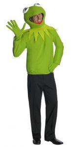 Men's Disney Kermit The Frog Costume Ideas For The Big Party...  http://adultsfancydresscostumes.com/mens-disney-kermit-the-frog-costume-ideas-for-the-big-party  #KermitTheFrog #DisneyCostumes #FancyDress #TheMuppets #SesameStreet