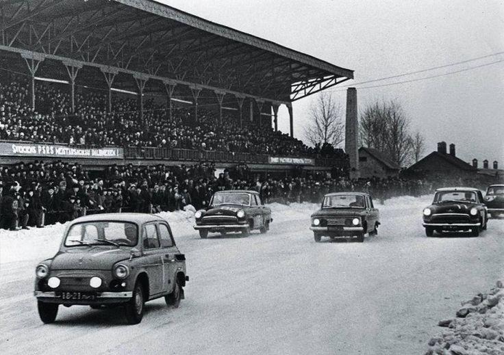 1967. gads, Rīgas Hipodroms.