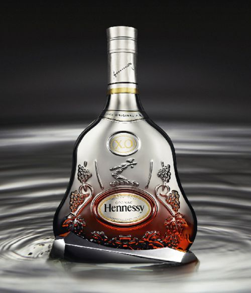 Bottle Packaging Design (Moët Hennessy)