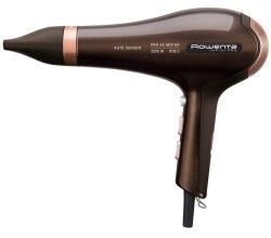 Use Rowenta's super speedy, salon-quality hair dryer, complete with an ionic generator and AutoSensor technology, to cut your drying time down by several minutes this summer! It gives you smooth, shiny, frizz-free tresses so the only reason you'll have to bust out a flat iron is to touch hair up.