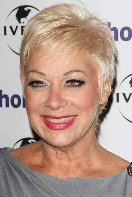 Pixie Crop for Older Women Short Hairstyles for Over 50 ...