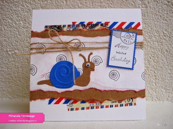 Miranda's Creaties - Snail mail #3 (2/2)