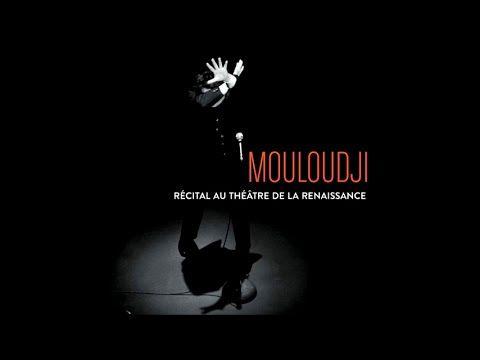 Le Web Journal de Maurice Victor Vial: LA BELLE CHANSON -Mouloudji - Que le temps passe v...