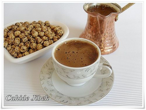 Bol Köpüklü Türk Kahvesi