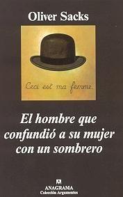 """""""El hombre que confundió a su mujer con un sombrero"""""""