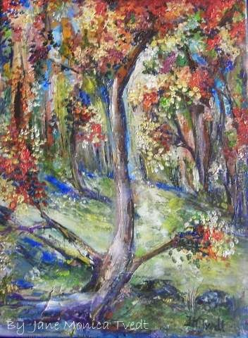 Jane Monica Tvedt - Empire of heart: paintings