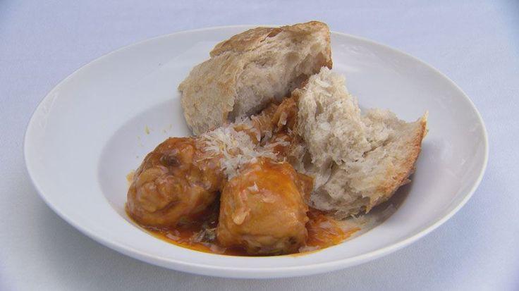 Jude's Chicken Italienne