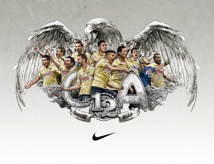 Tu Futbol: Club America 12 Veces Campeon