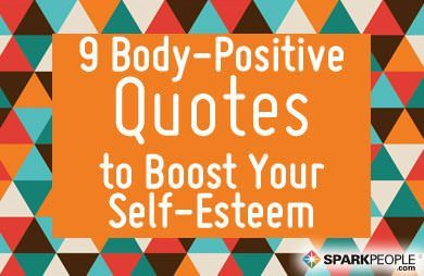 9 BodyPositive Quotes to Boost Your SelfEsteem Ejercicios