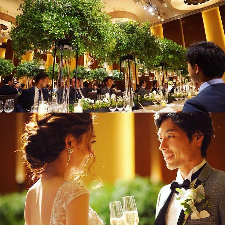 いいね!669件、コメント17件 ― Yukiko Hattoriさん(@ceu0116)のInstagramアカウント: 「. . eriさんのクールハーフアップ。 . 前回の投稿が好評で、 . #プレ花嫁 さんからバックスタイルも見たい〜とのご要望。 . 下ろした  ふわくしゅ…❤︎ . 最高に可愛いです . .…」