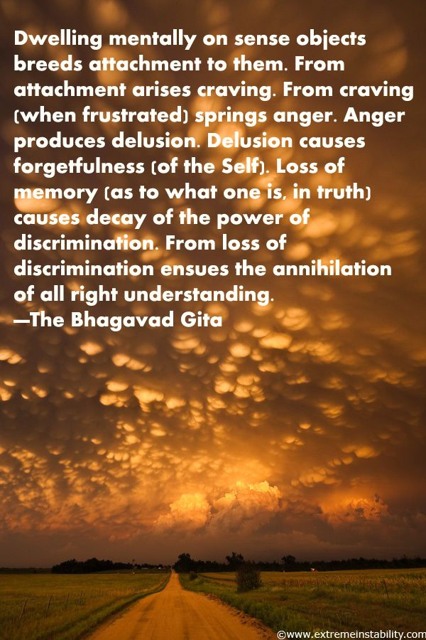 My favorite sloka from the #Bhagavad #Gita. Click on image to join live study group in Grass Valley, CA.